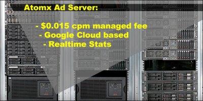 Atomx Ad Server
