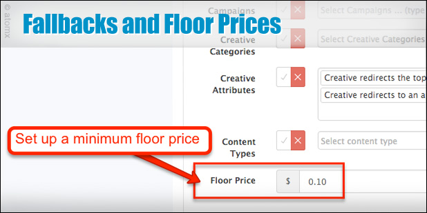 Atomx: Fallbacks Floor Prices
