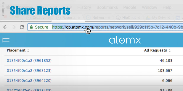 atomx share reports